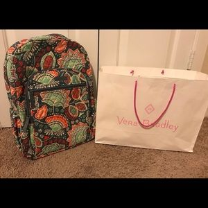 Vera Bradley backpack ( Brand new)